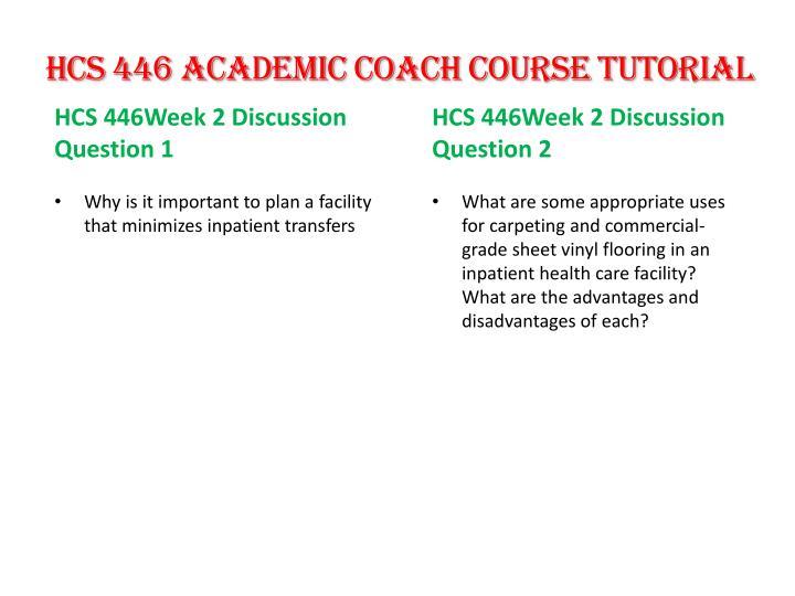 HCS 446 Academic