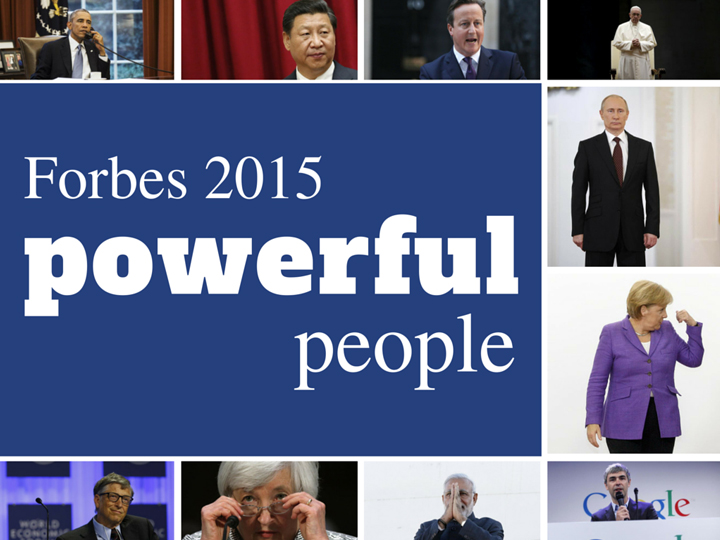world s most powerful people n.
