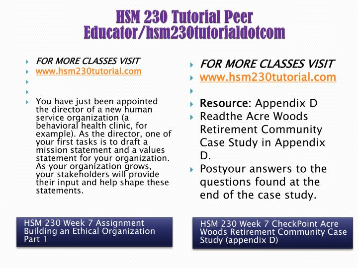 appendix b part 3 the audit with questions only in ethical leadership in human services Hsm 230 week 5 assignment hsm law profile paper  nasw code of ethics in ethical leadership in human services  appendix b: part.