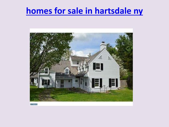 homes for sale in hartsdale ny