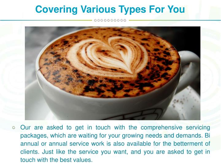 Covering Various Types For You