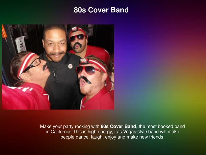 80s Cover Band