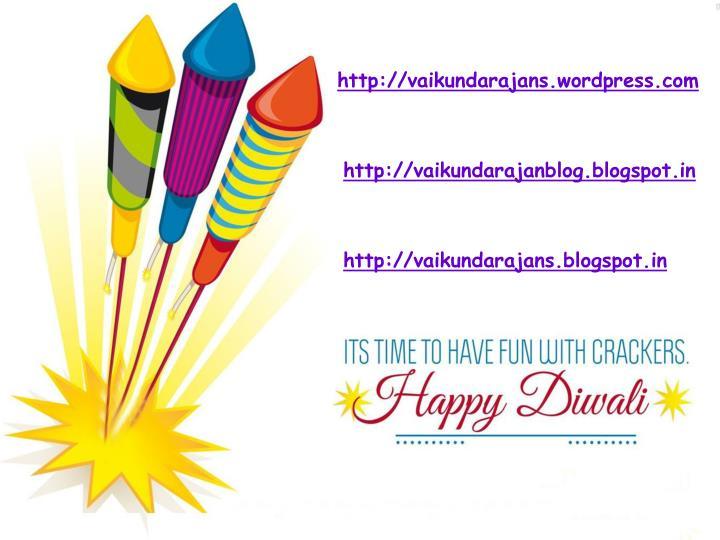 http://vaikundarajans.wordpress.com