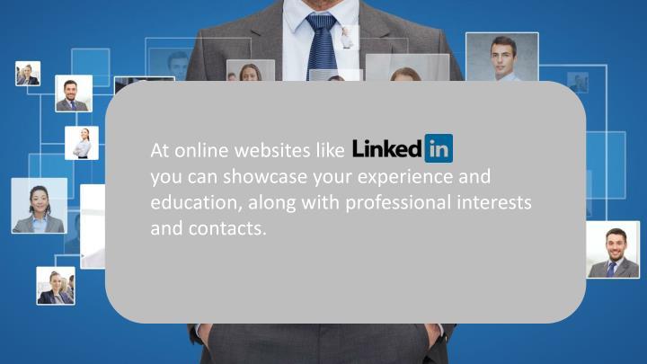 At online websites
