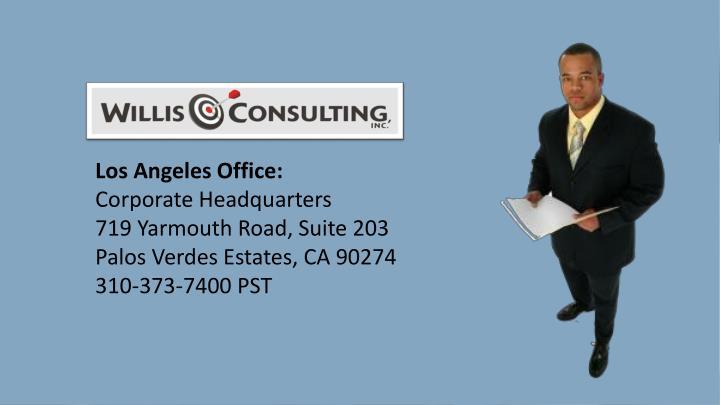 Los Angeles Office: