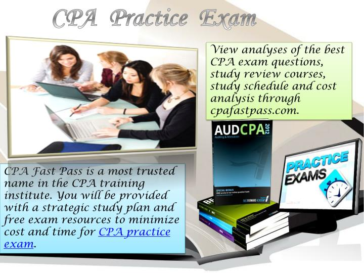 how to pass cpa The complete guide to becoming a cpa becoming a cpa was the best decision i have ever made all through college, my professors told me that the achieving certified public accountant status was the pinnacle of our profession and everyone show work toward it.