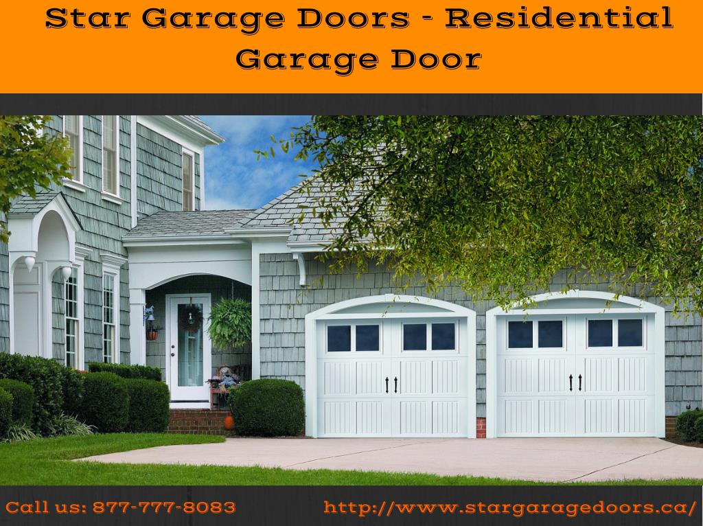 Ppt Garage Door Repair And Installation Services Star