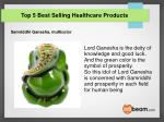 top 5 best selling healthcare products