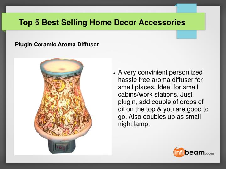 Home decor items are a big seller in the online marketplace and if you haven't already, it's time you took advantage of this profitable sales channel.