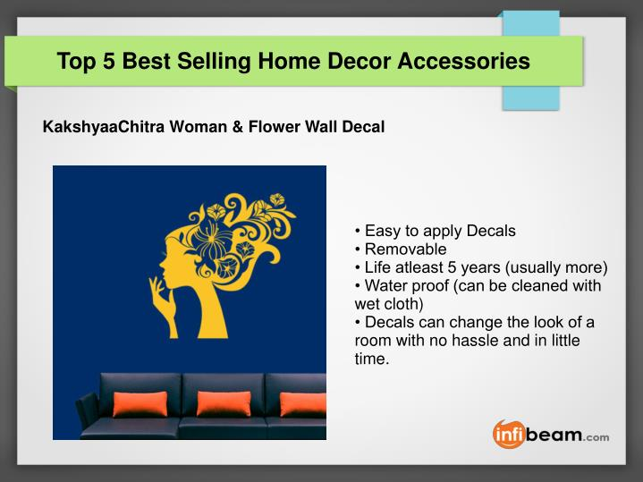 Ppt shop home decor accessories online at best prices in for Selling home interior products