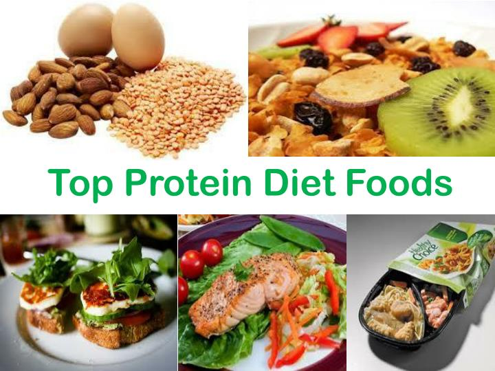 Top protein diet foods1