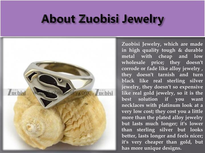 About zuobisi jewelry