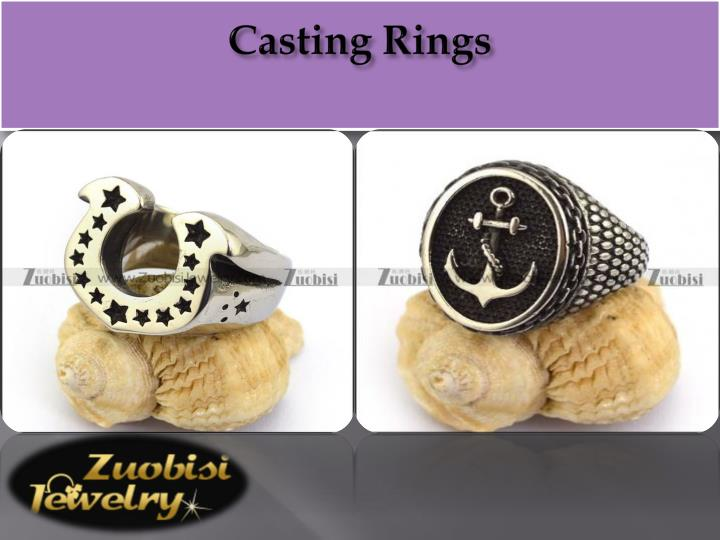 Casting Rings