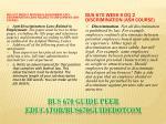 bus 670 guide peer educator bus670guidedotcom8