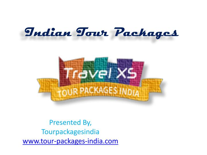 indian tour packages n.