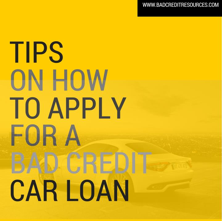 Ppt Tips On How To Apply For A Bad Credit Car Loan Powerpoint Presentation Id 7244587