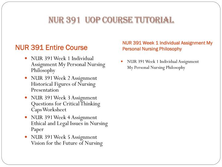 ethical and legal issues paper nur391 Instant downloadable papers and presentations (nur 391 downloads) for the nur 391 course at the university of phoenix find out how to download these apa formatted papers and presentations here.