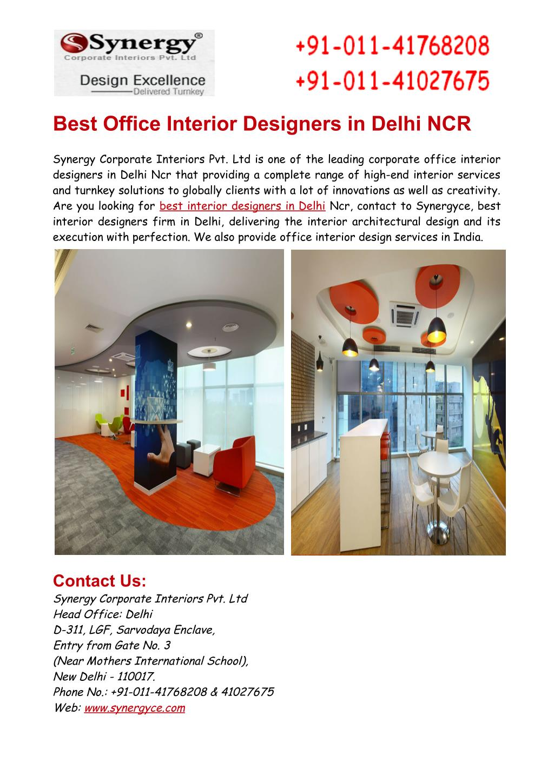 Ppt Best Office Interior Designers In Delhi Ncr Powerpoint Presentation Id 7244954