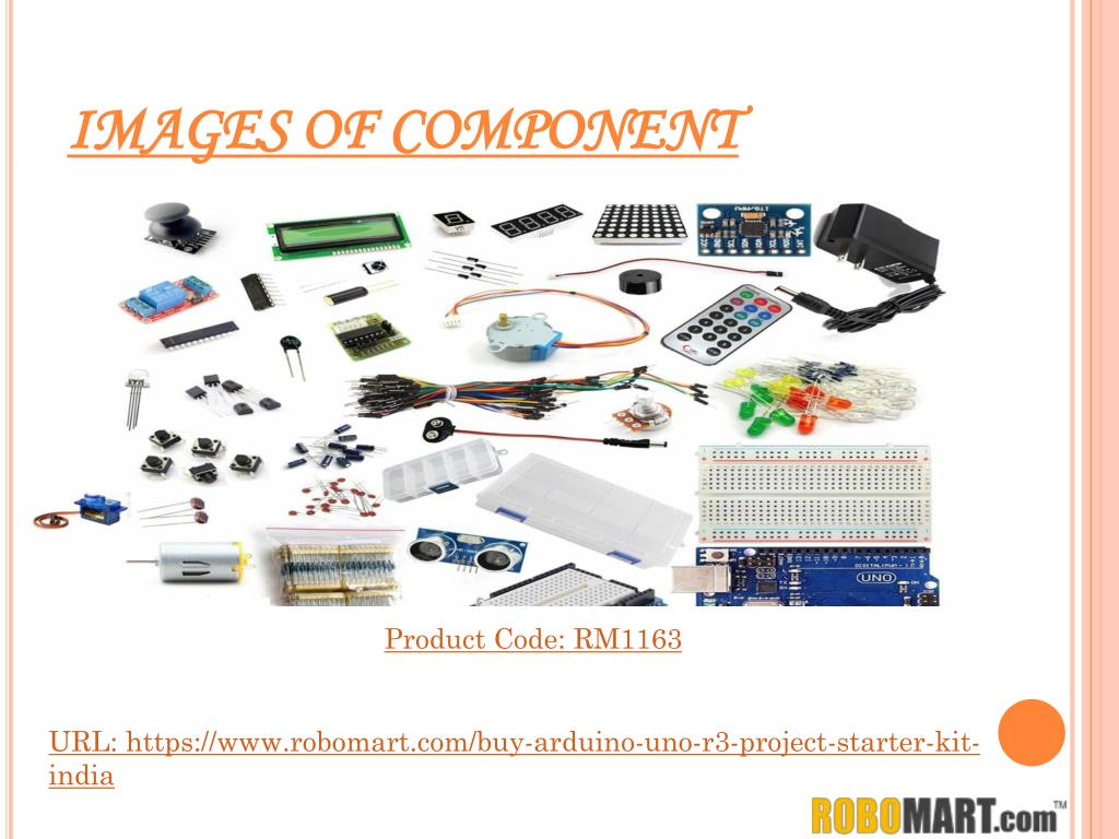 PPT - Buy Arduino Kit Online By Robomart PowerPoint
