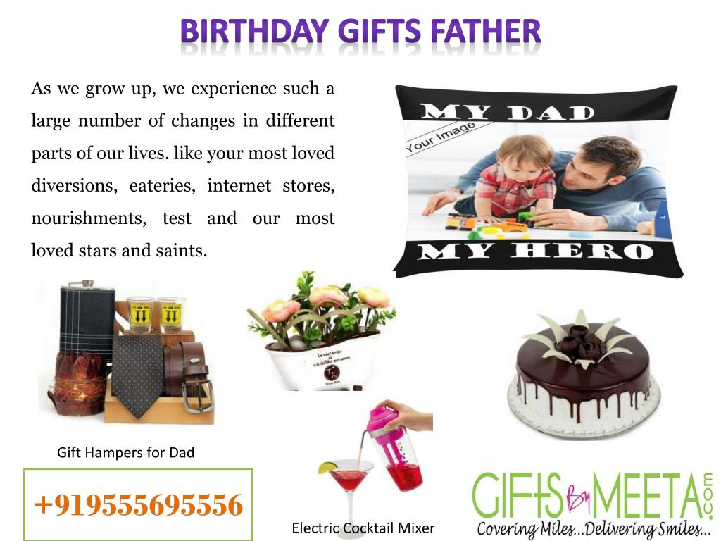 Birthday Gifts Father N
