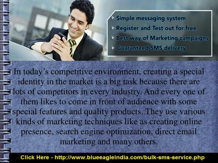 In today's competitive environment, creating a special identity in the market is a big task becaus...