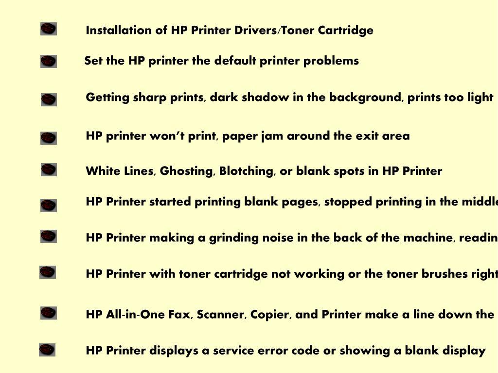 PPT - HP printer tech support PowerPoint Presentation - ID