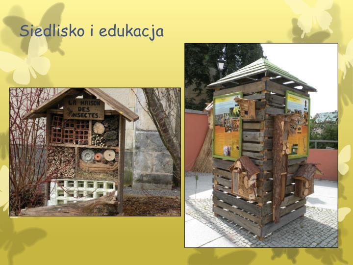 Siedlisko i edukacja