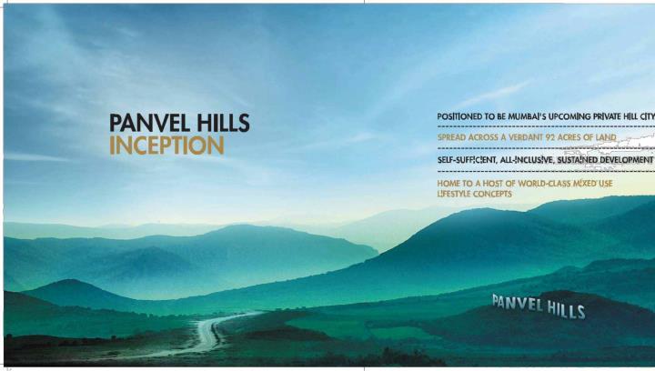 Panvel hills pyramid luxury flats panvel mumbai