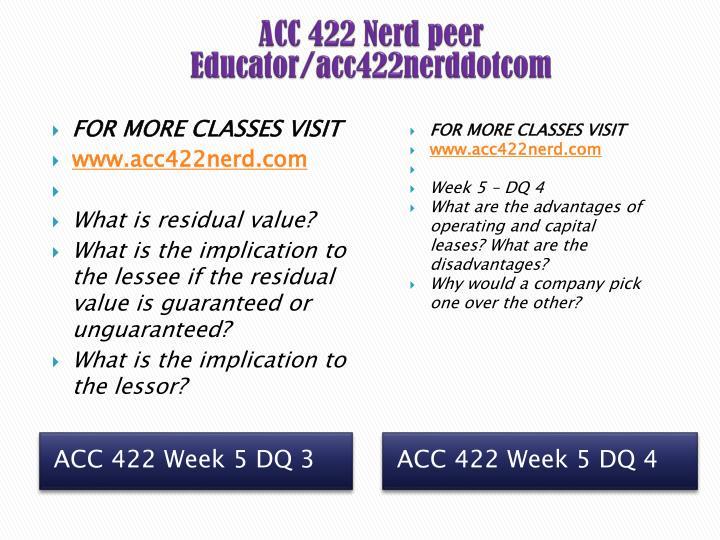 acc 422 week 2 invidual