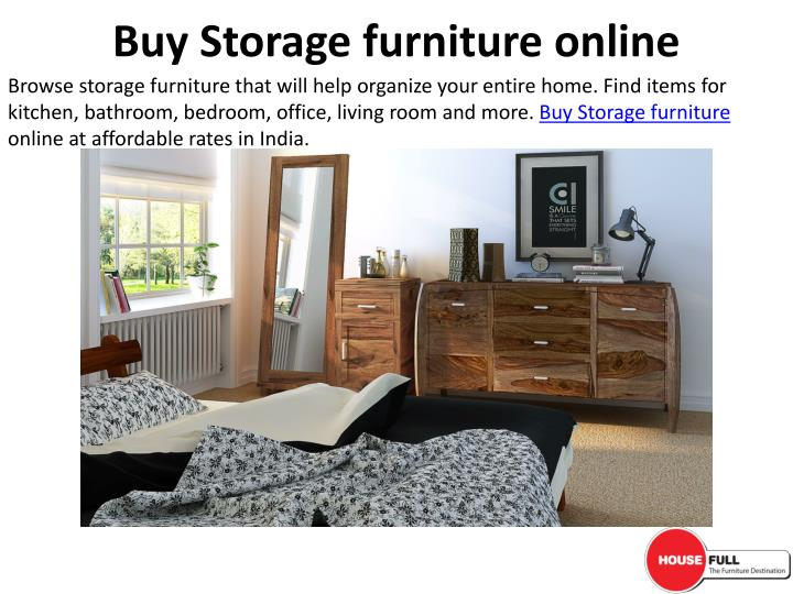 Storage Furniture Online