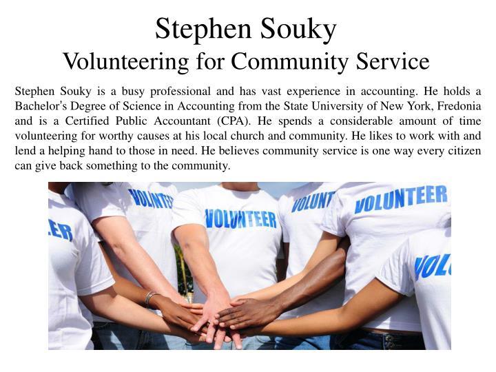 Stephen Souky