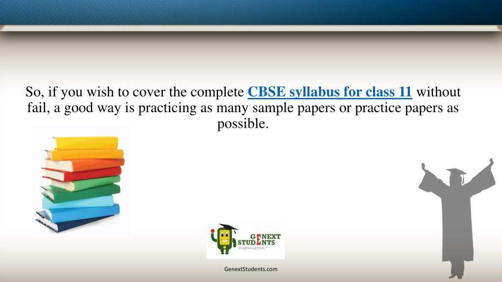 PPT - CBSE guide for class 11 - Genextstudents PowerPoint