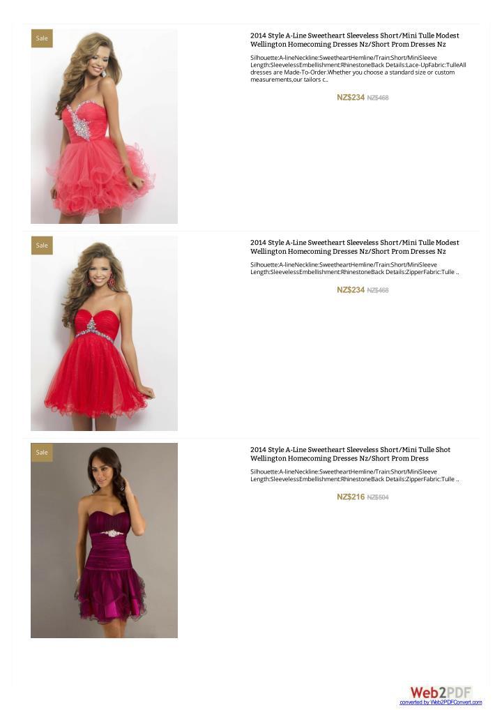2014 Style A-Line Sweetheart Sleeveless Short/Mini Tulle Modest
