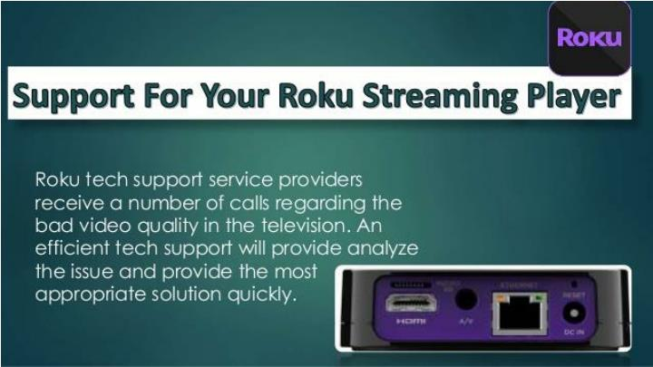 Phone number for roku tech support
