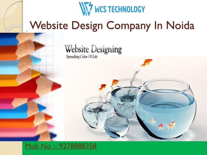 Website design company in noida