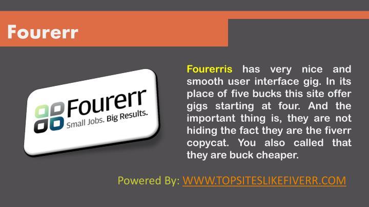 Fourerr
