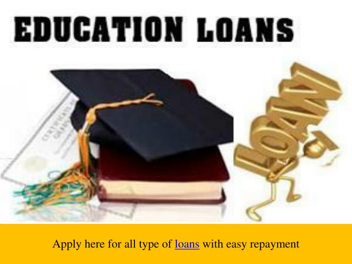 Apply here for all type of