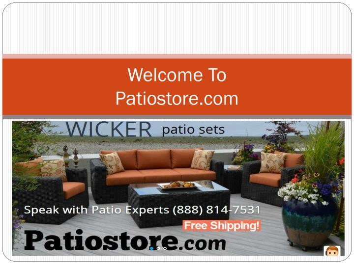 welcome to patiostore com n.
