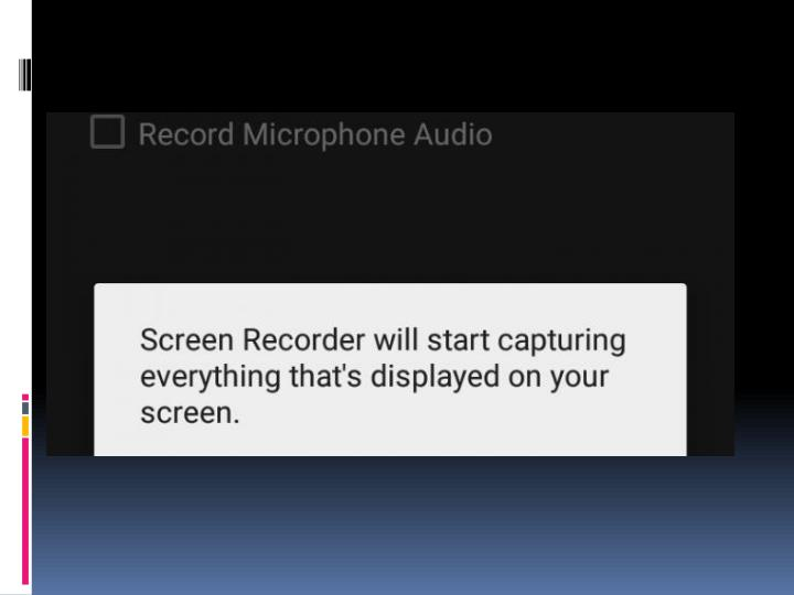 Android screen recorder no root best free screen recording app for android