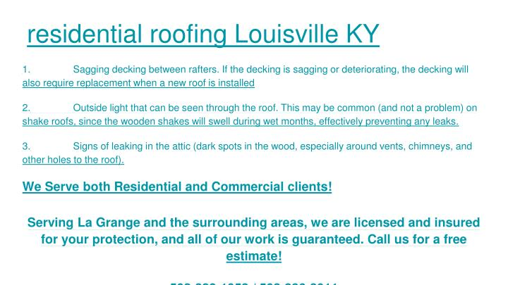 Commerical Property Managers Louisville Ky