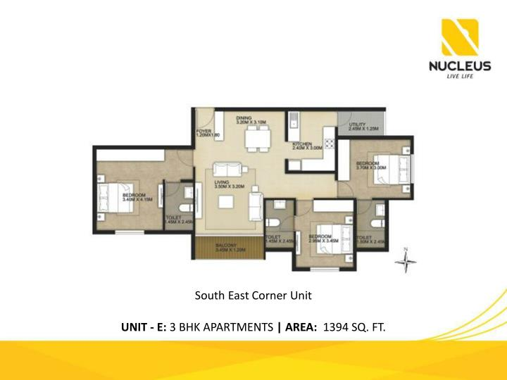 South East Corner Unit