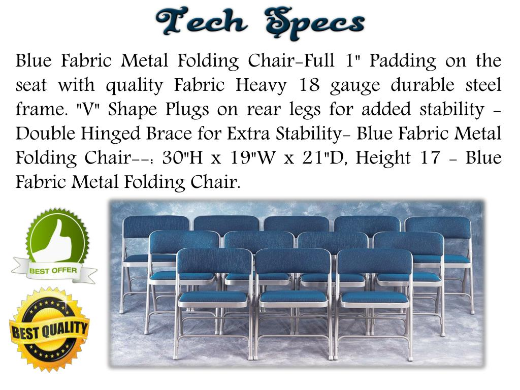 Cool Ppt Larry Hoffman Chair Introduce Blue Fabric Folding Ocoug Best Dining Table And Chair Ideas Images Ocougorg
