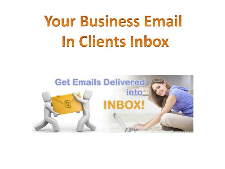 Your Business Email