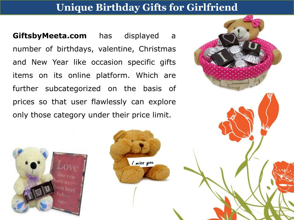 Perfect Birthday Gifts For Girlfriend Online At Unbeatable Price
