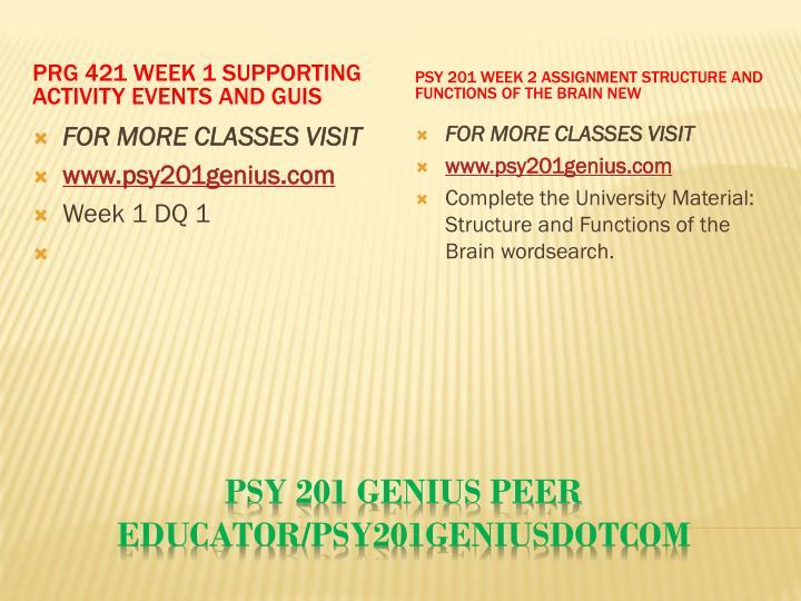 Psy 201 genius peer educator psy201geniusdotcom2