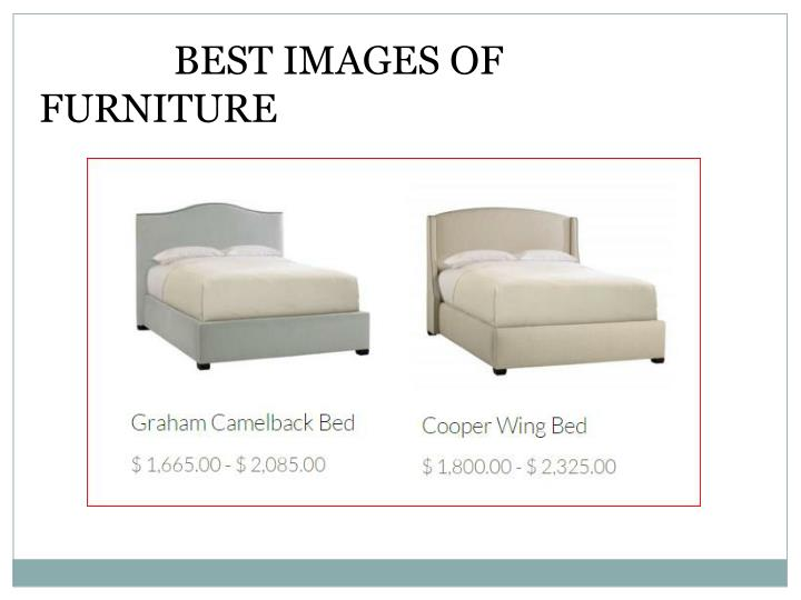 BEST IMAGES OF FURNITURE