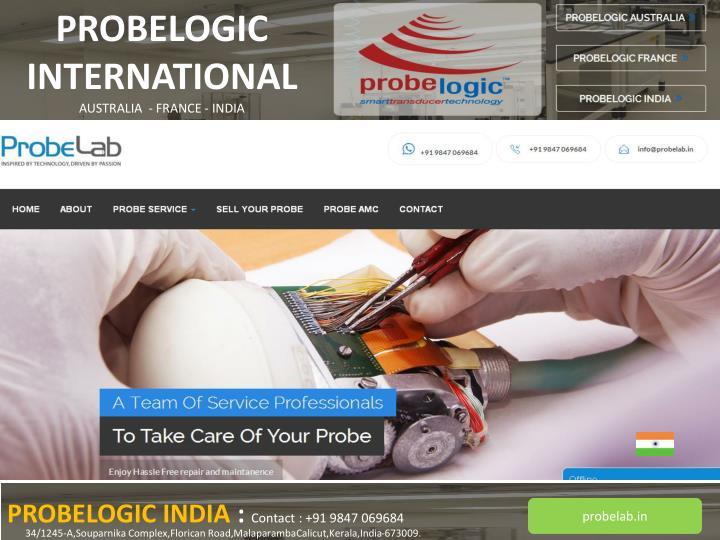 ppt probelogic international australia france india powerpoint presentation id 7253841. Black Bedroom Furniture Sets. Home Design Ideas