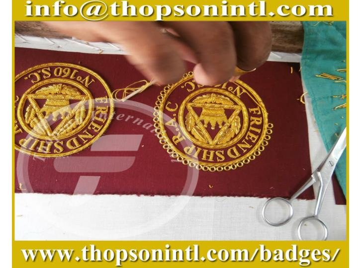PPT - Royal arch apron badge PowerPoint Presentation - ID