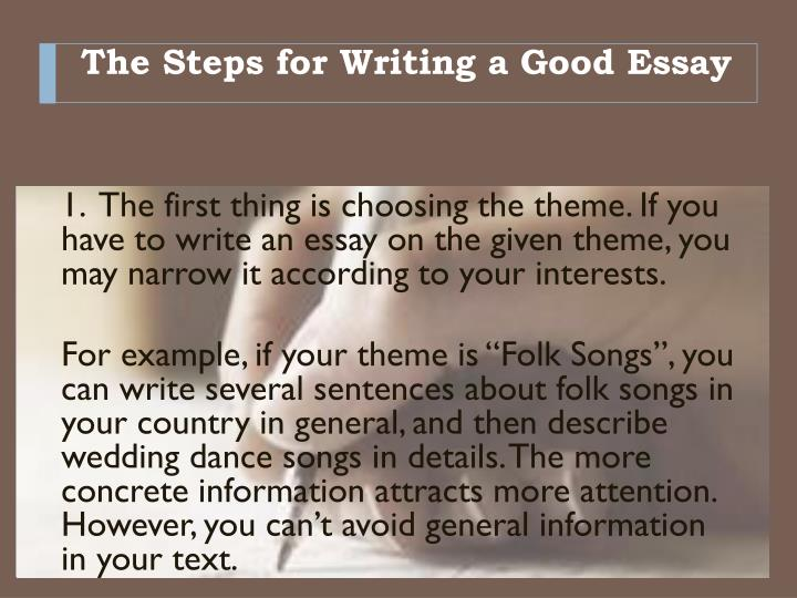the steps to write an essay Learn more about how to create the top-notch rhetorical analysis essay, what writing techniques you should pick, and what rules you should follow.