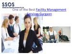 one of the best facility management services gurgaon